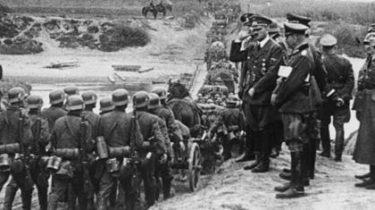 Gedenken an den Kriegsausbruch vor  80 Jahren, der mit dem Überfall auf Polen am 1. September 1939 begann und damit den 2. Weltkrieg einleitete